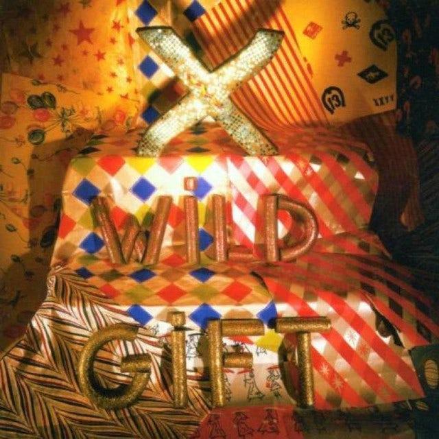 X WILD GIFT Vinyl Record