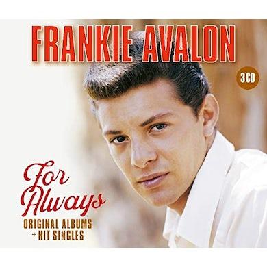 Frankie Avalon FOR ALWAYS CD