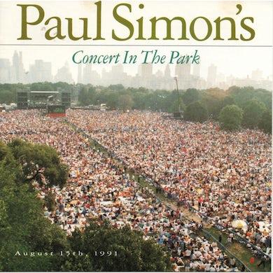 Paul Simon CONCERT IN THE PARK AUGUST 15 1991 CD