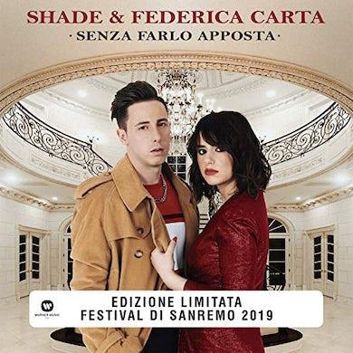 Shade / Federica Carta SENZA FARLO APPOSTA Vinyl Record