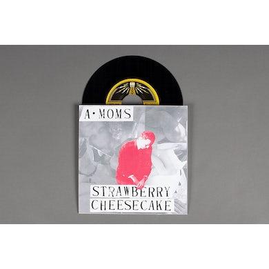 Algebra Mothers STRAWBERRY CHEESECAKE / MODERN NOISE Vinyl Record