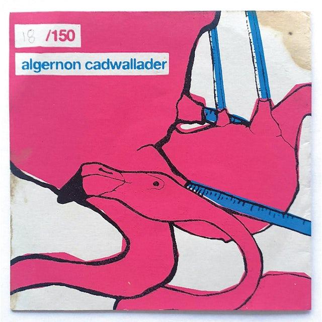 Algernon Cadwallader CD