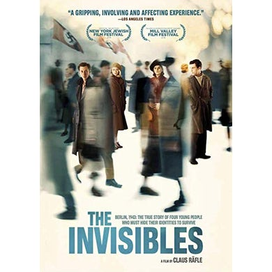 INVISIBLES (2016) DVD