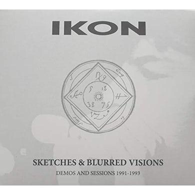 iKon SKETCHES & BLURRED VISIONS CD