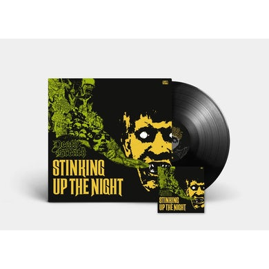 STINKING UP THE NIGHT Vinyl Record