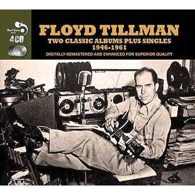 Floyd Tillman TWO CLASSIC ALBUMS PLUS SINGLES 1946-1961 CD