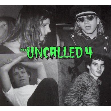 Uncalled 4 COTTON FIELDS / GRIND HER UP Vinyl Record