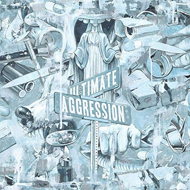 Year of the Knife ULTIMATE AGGRESSION CD