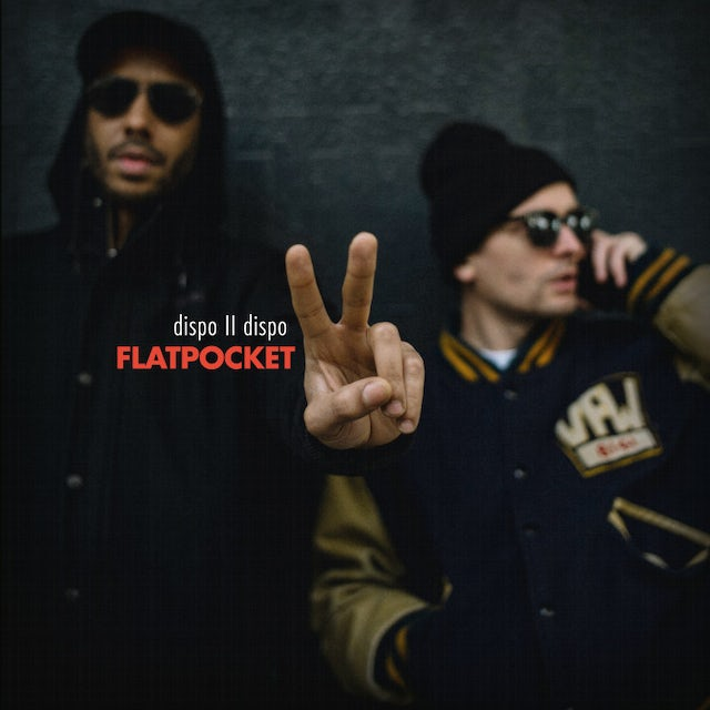 Flatpocket DISPO II DISPO Vinyl Record