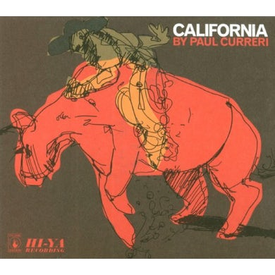 Paul Curreri CALIFORNIA CD