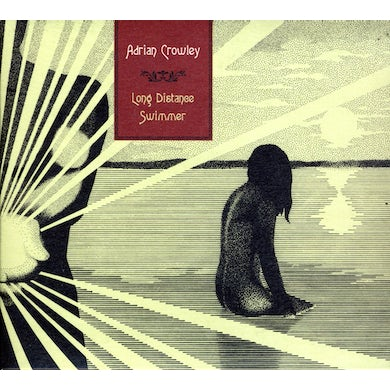 Adrian Crowley LONG DISTANCE SWIMMER CD