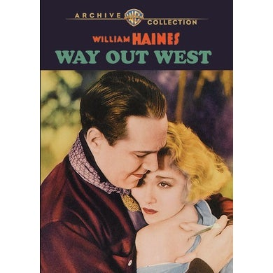 WAY OUT WEST (1930) DVD