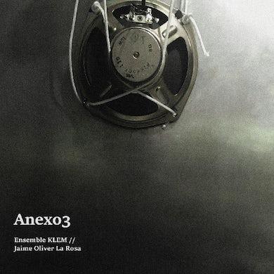 Ensemble Klem / Jaime Oliver La Rosa ANEXO3 Vinyl Record