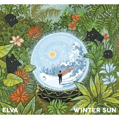 Elva WINTER SUN Vinyl Record