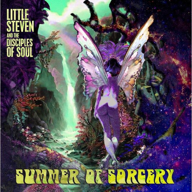 Little Steven SUMMER OF SORCERY CD