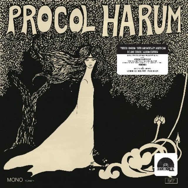 Procol Harum 50TH ANNIVERSARY AMERICAN EDITION) Vinyl Record