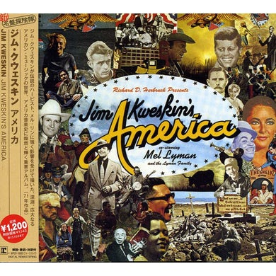 JIM KWESKIN'S AMERICA CD