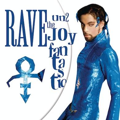 Prince RAVE UN2 TO THE JOY FANTASTIC Vinyl Record