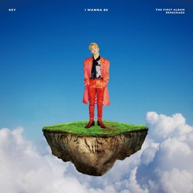 Key VOL 1 REPACKAGE (I WANNA BE) CD