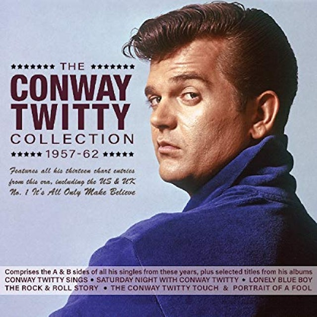 Conway Twitty COLLECTION 1957-62 CD