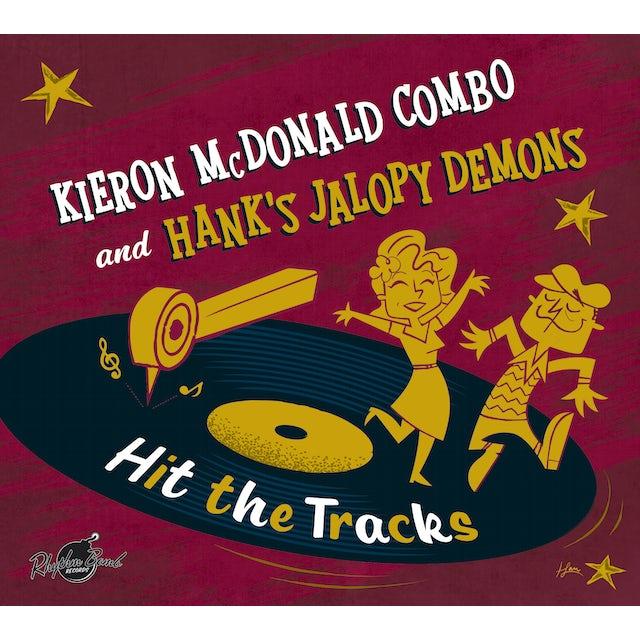 Kieron Mcdonald & Hank'S Jalopy Demons
