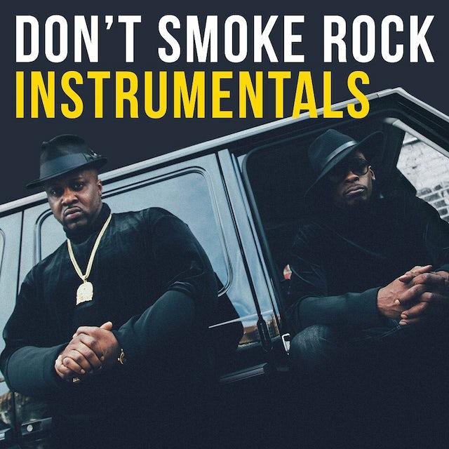 Pete Rock DON'T SMOKE ROCK INSTRUMENTALS Vinyl Record