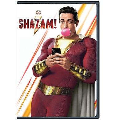 SHAZAM DVD