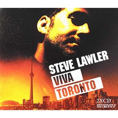 Steve Lawler VIVA TORONTO (2CD) CD