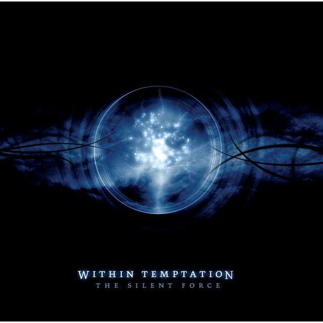 Within Temptation SILENCE FORCE Vinyl Record
