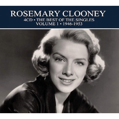 Rosemary Clooney BEST OF THE SINGLES 1946-1953 CD