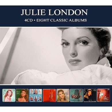 Julie London 8 CLASSIC ALBUMS CD