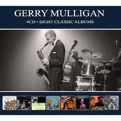 Gerry Mulligan 8 CLASSIC ALBUMS CD