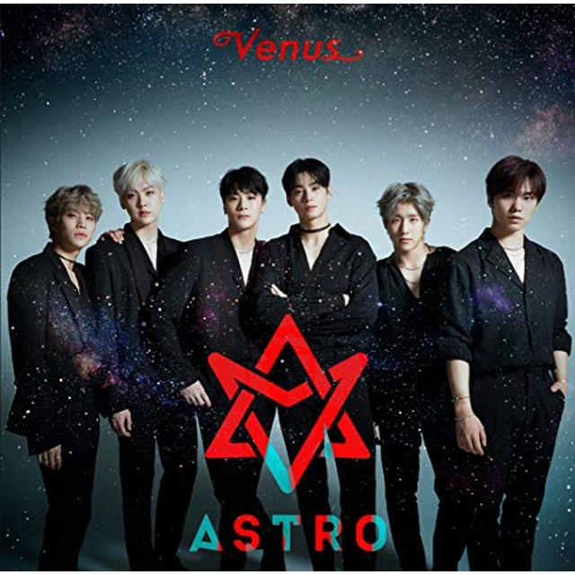 Astro VENUS (VERSION A) CD