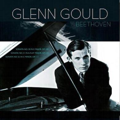 Beethoven / Glenn Gould BEETHOVEN: PIANO SONATAS 30 31 & 32 Vinyl Record