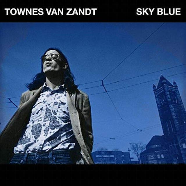 Townes Van Zandt SKY BLUE CD