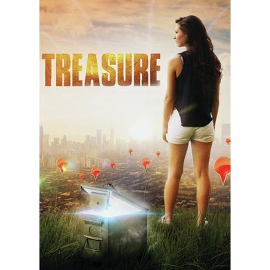 TREASURE DVD