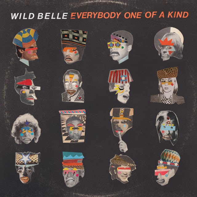 Wild Belle EVERYBODY ONE OF A KIND CD