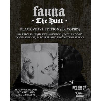 Fanua HUNT Vinyl Record