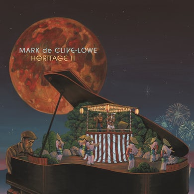 Mark De Clive-Lowe HERITAGE II Vinyl Record