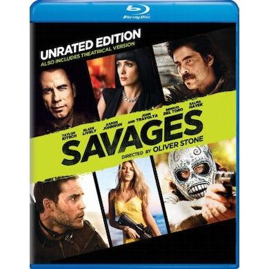 SAVAGES Blu-ray