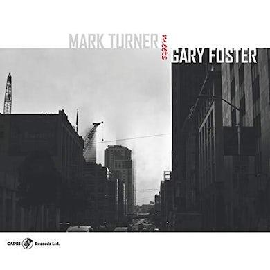 Mark Turner Meets Gary Foster CD