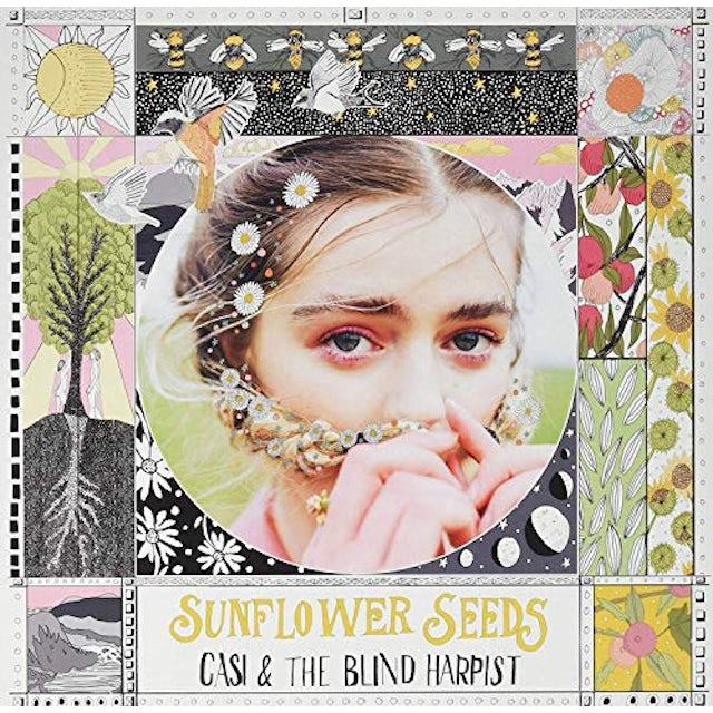 Casi & The Blind Harpist SUNFLOWER SEEDS Vinyl Record