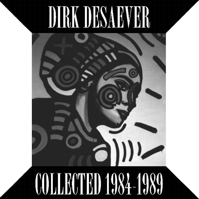 Dirk Desaever COLLECTED 1984-1989 Vinyl Record