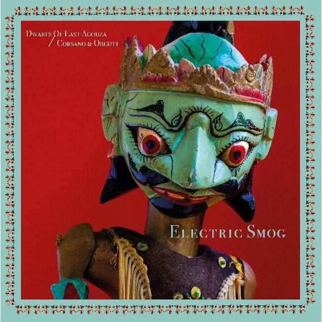 Dwarfs East Agouza / Chris Corsano / Bill Orcutt ELECTRIC SMOG Vinyl Record