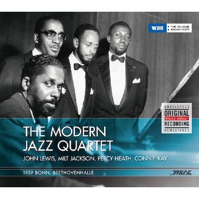 The Modern Jazz Quartet 1959 BONN BEETHOVENHALLE CD