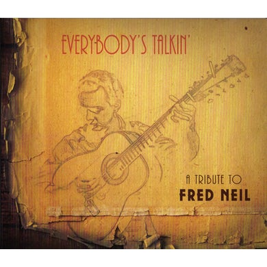 EVERYBODY'S TALKIN: TRIBUTE TO FRED NEIL / VARIOUS Vinyl Record