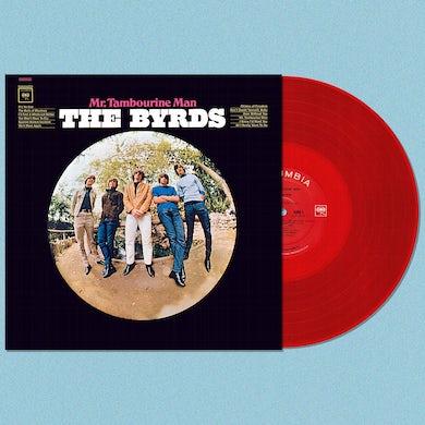 The Byrds MR.TAMBOURINE MAN Vinyl Record