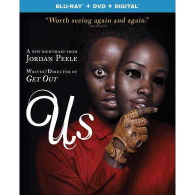 US (2019) Blu-ray