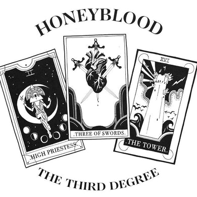 Honeyblood THIRD DEGREE Vinyl Record