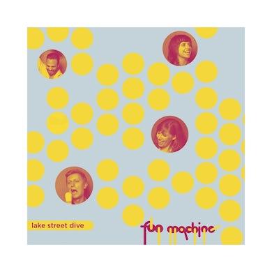 Lake Street Dive FUN MACHINE CD